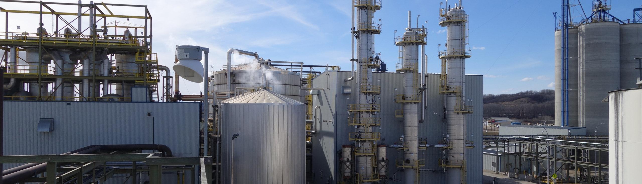 Ethanol System Engineering